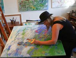 Klik på billedet og se min hjemmeside Click on the image and view my website www.Lk-kunst.dk