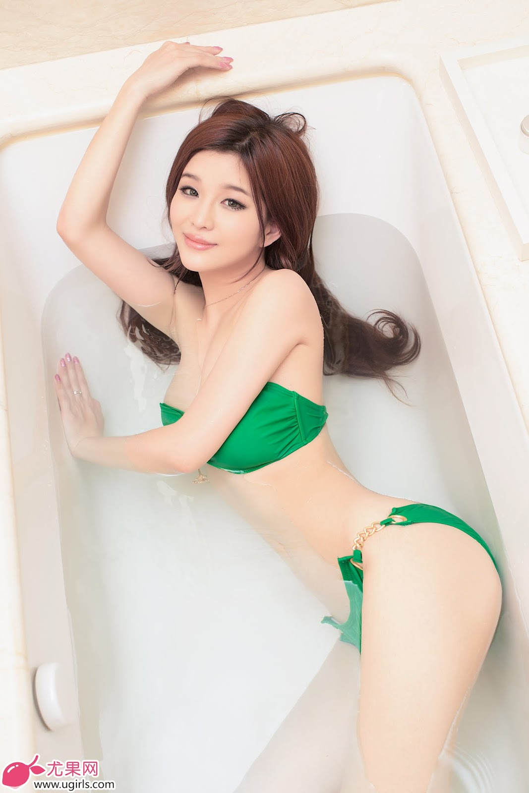 EZ0A0783 - Ugirls No.016 Model 纯小希 (Chun Xiao Xi)