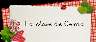 LA CLASE DE GEMA