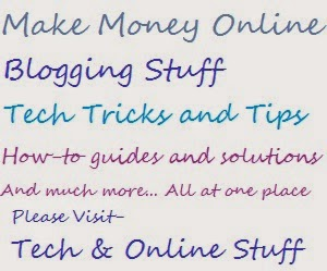 Tech & Online Stuff