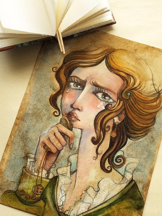 Emily Bronte...