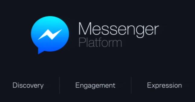 graphic of Facebook Messenger Platform