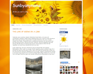nice-indian-personal-blog-sunbyanyname