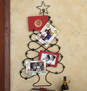 Inspired Whims How To Display Your Christmas Cards