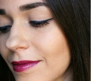 BOURJOIS LOOK: NAVY LINES, DEFINED LASHES AND PLUMMY LIPS