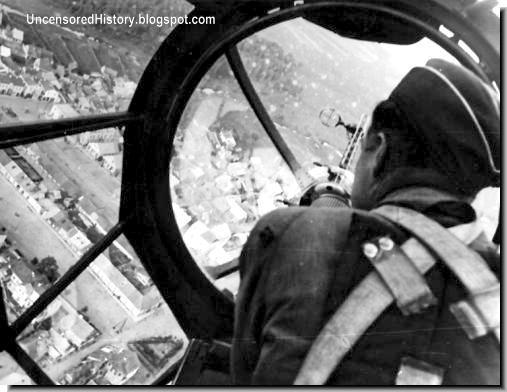 German pilot Bomber