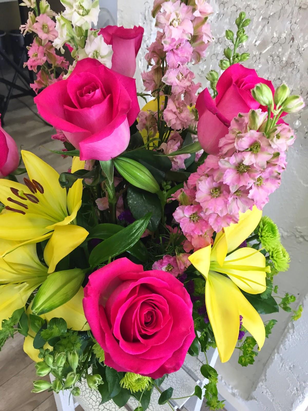 Cactus Flower Florists: September 2015
