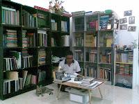 Kempen 1 Rumah, 1 Perpustakaan Mini!