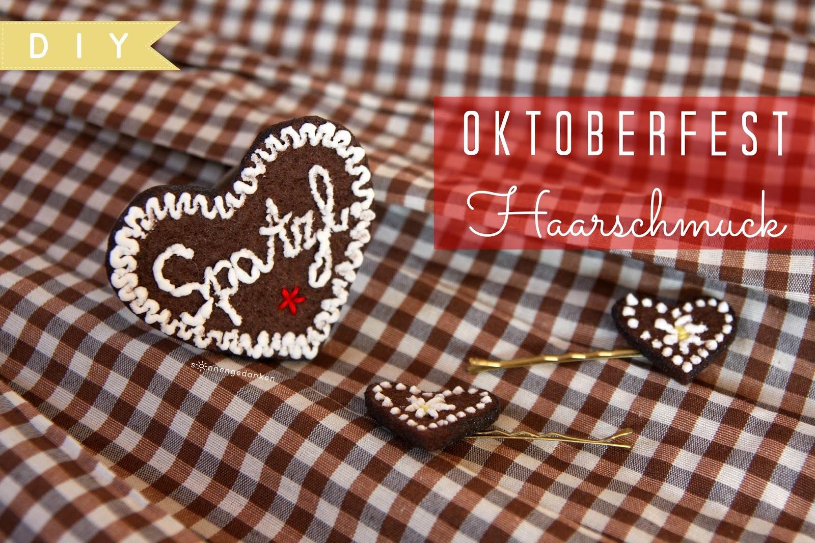 oktoberfest haarschmuck