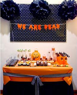 Fiestas de Halloween para Niños, Organizacion