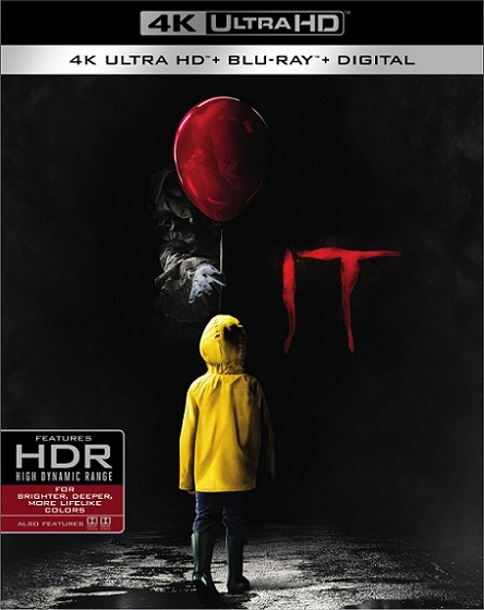 IT 4K (ESO 4K) (2017) 2160p 4K UltraHD HDR BluRay REMUX 57GB mkv Dual Audio Dolby TrueHD ATMOS 7.1 ch