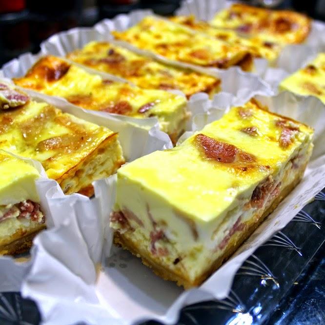 authentic easy recipes ramen for BACON  CROWD (Quiche CASSEROLE a  52 Church Lorraine) CHEESECAKE
