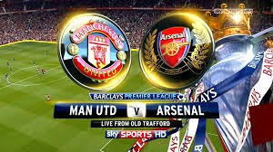 Prediksi Skor Manchester United Vs Arsenal 17 Mei 2015