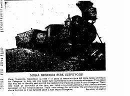 hinckley rescue train