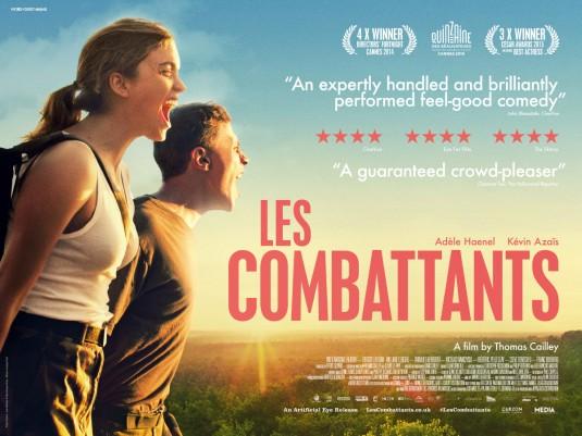 Frases de la película Les Combattants