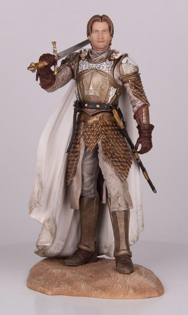 Jaime Lannister figura realista Dark Horse - Juego de Tronos en los siete reinos