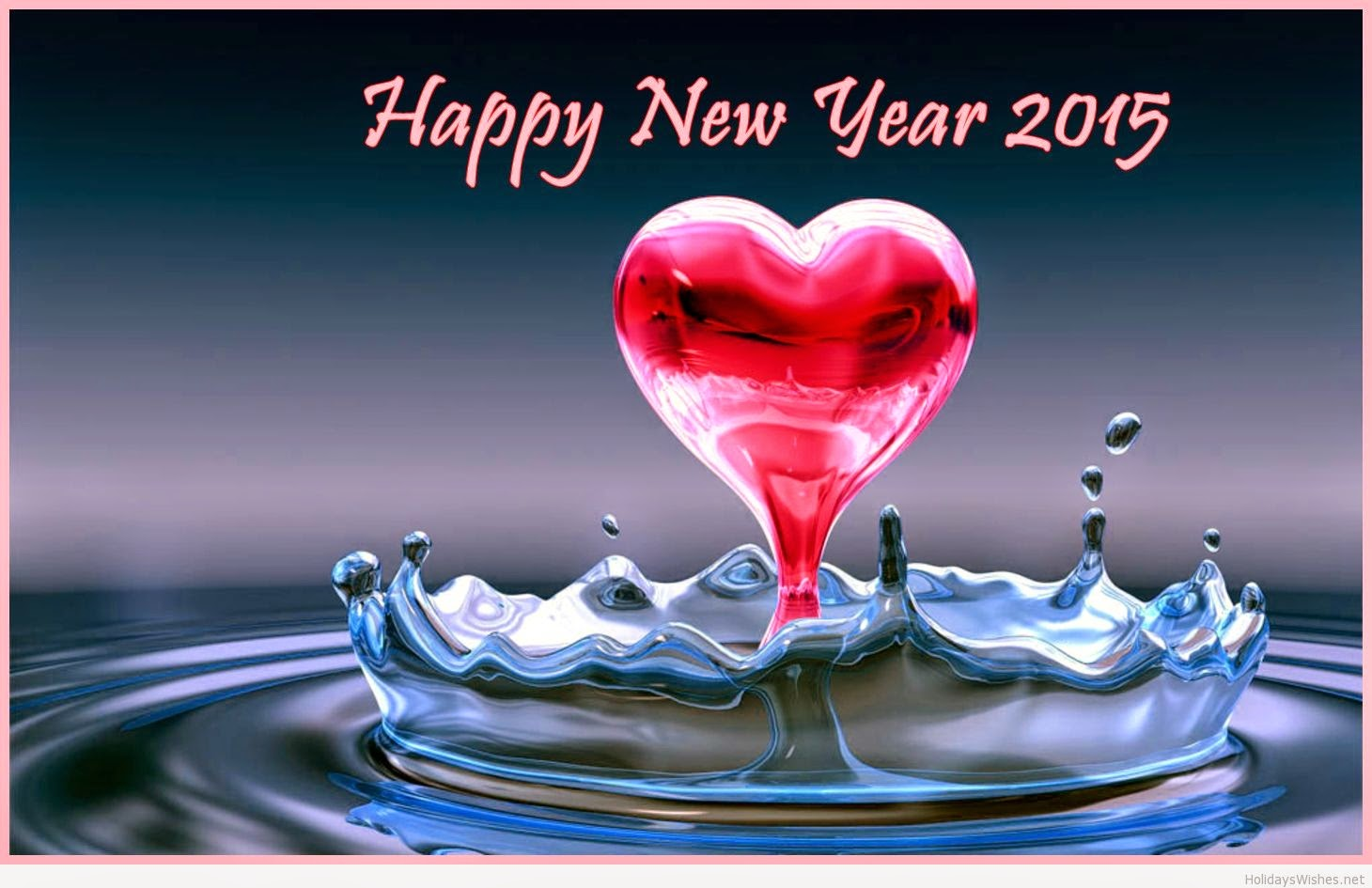 Best Happy New Year 2016 3D Picture