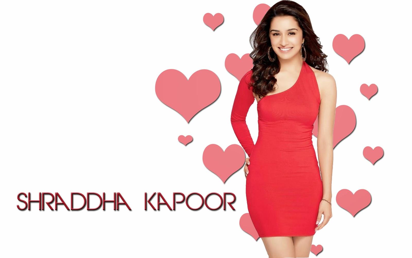 Shraddha Kapoor HD Wallpaper