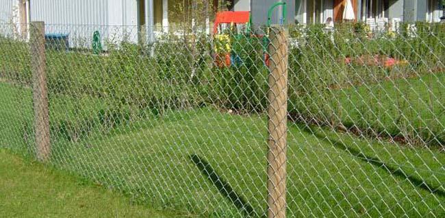 Arte y jardiner a superficies verticales materiales para el jard n - Comment monter un grillage de cloture ...
