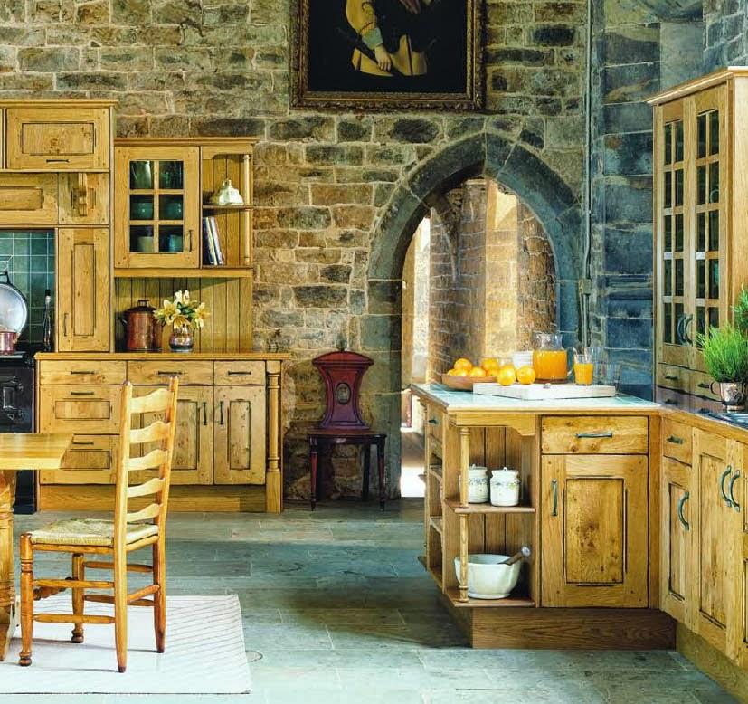 Il mio angolo nel mondo.: Cucine country, le più belle.