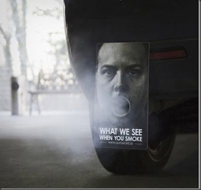 Your Exhaust Stinks