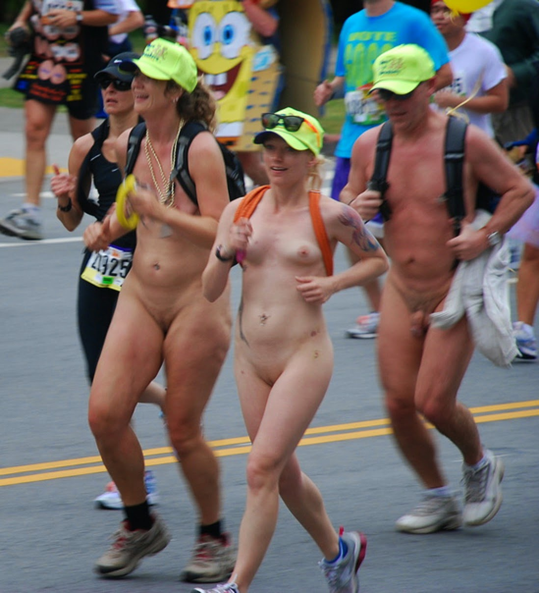 Naked bay to breakers 2015