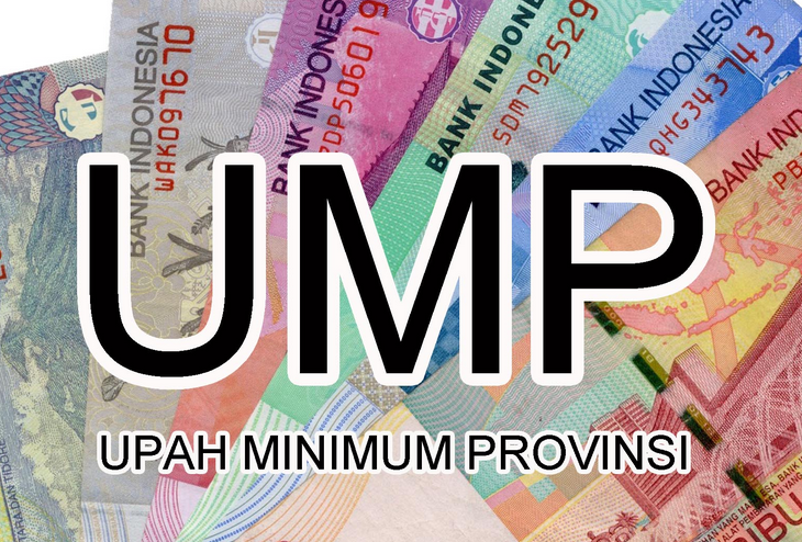 Upah Minimum Propinsi UMP 2015