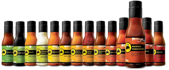 Buffalo Wild Wings Mango Habanero BBQ sauce--Take it or Leave it ...
