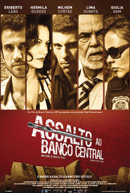 Filme Assalto ao Banco Central