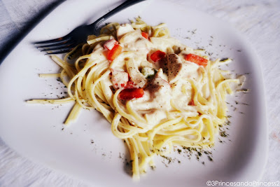 Recipes Chicken Scampi