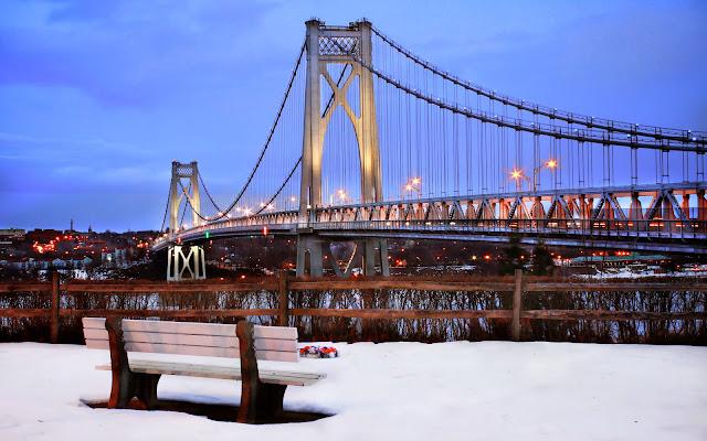 Nieve en New York