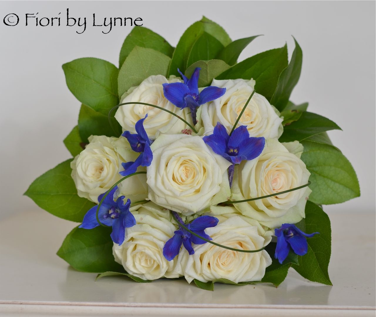 Blue flowers for wedding red white blue bridal wedding bouquet with monday april izmirmasajfo