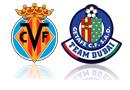 FC Villarreal - FC Getafe Live Stream