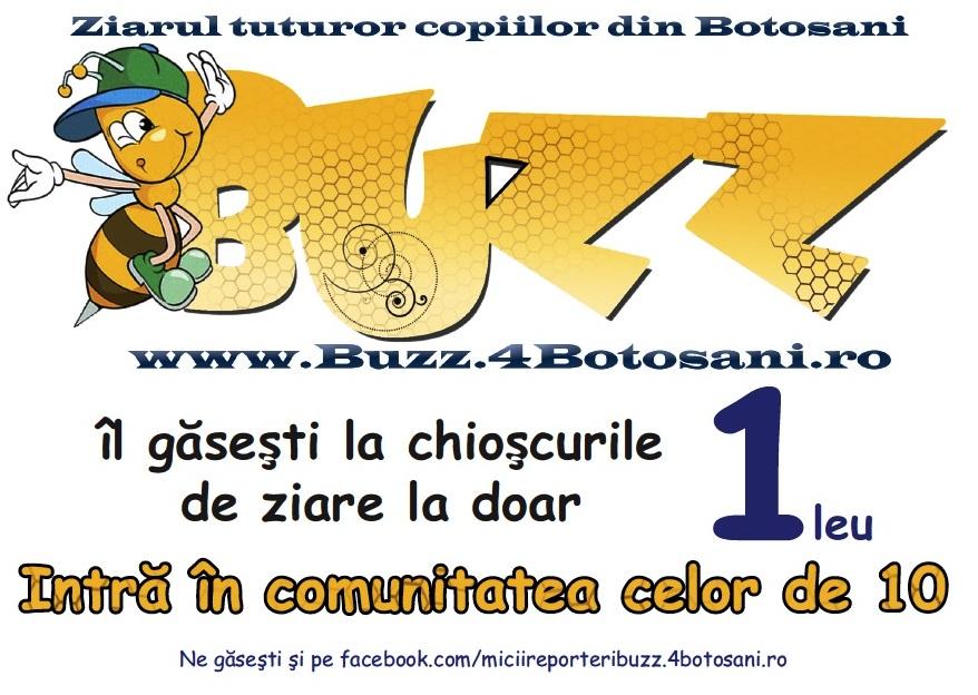 Ziarul tuturor copiilor din Botosani