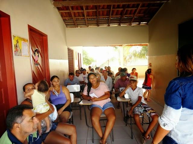 CADÚNICO E BOLSA FAMÍLIA REALIZAM O PROGRAMA BOLSA FAMÍLIA NAS COMUNIDADES