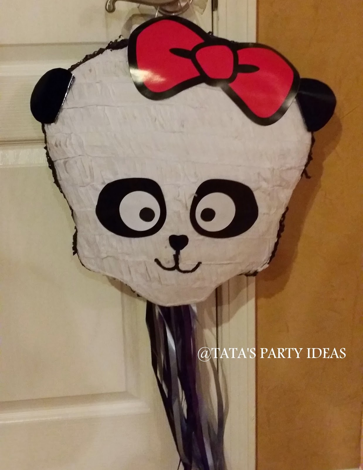 TATA'S PARTY IDEAS