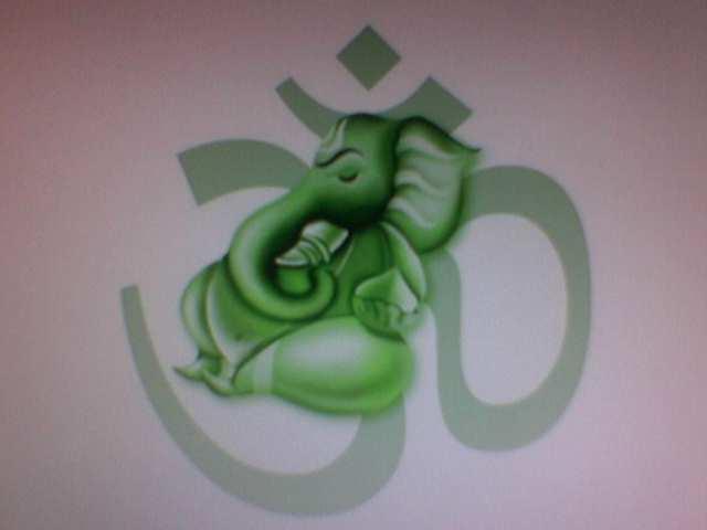 'Om' Lord Ganesh 1