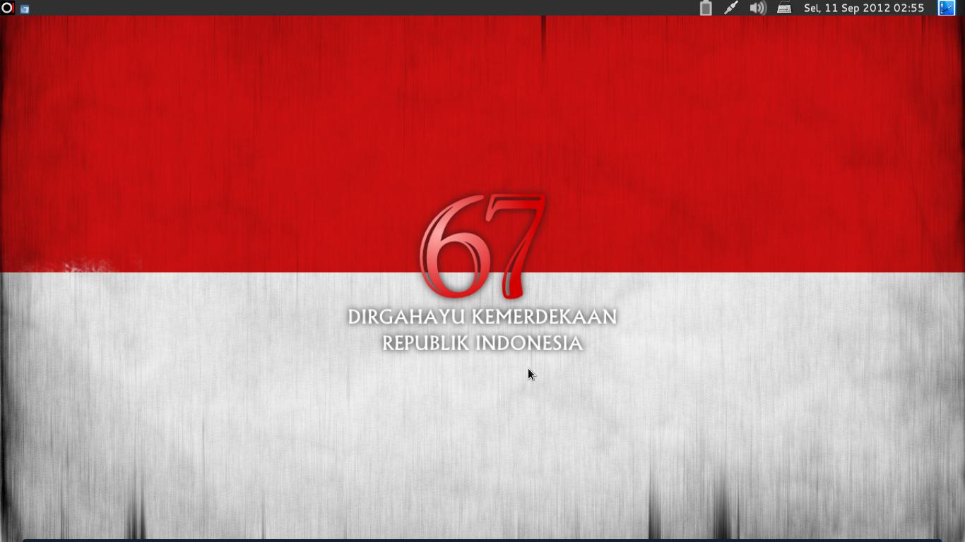 desktop blankon rote