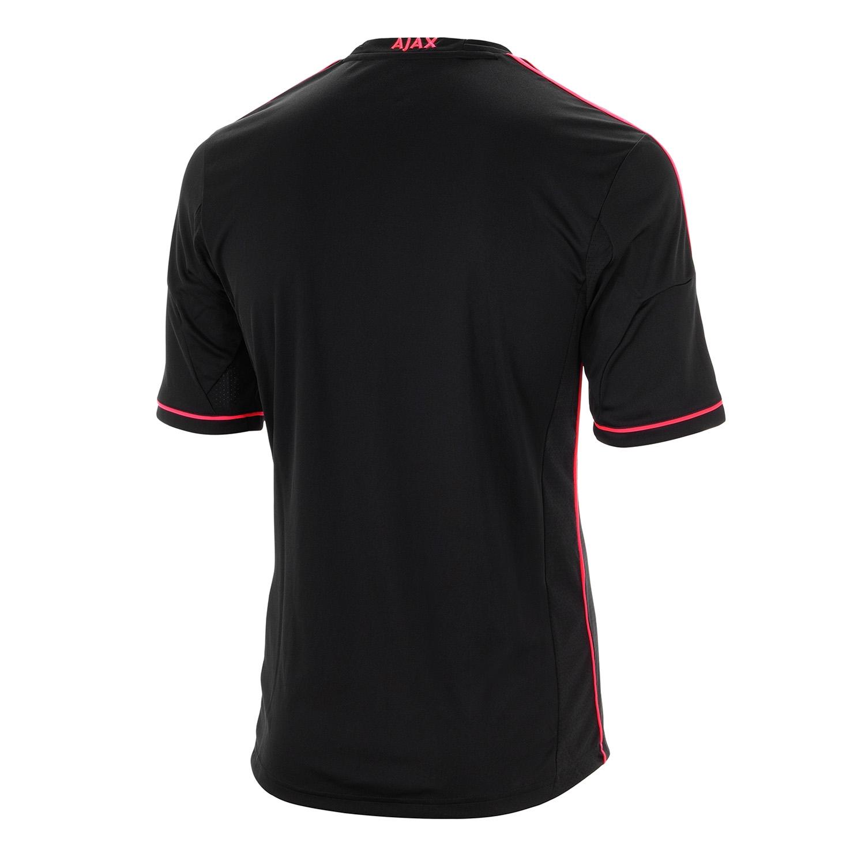 Ajax uitshirt 2013/2014 achterkant