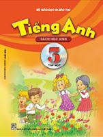 Sách giáo khoa tiếng Anh 3 - quyển 1