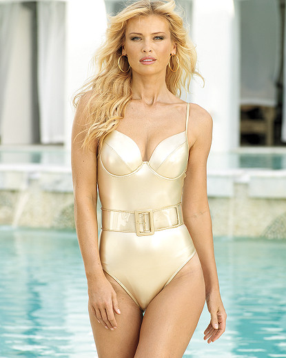 Tight One Piece Swimsuits http://fashionshow11.blogspot.com/2011/08/swimsuits-women-women-swimsuits.html