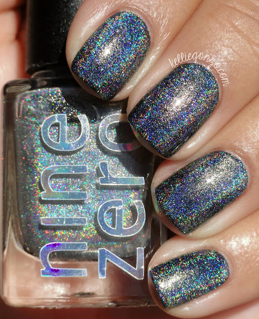 Nine Zero Lacquer Holo All The Things!