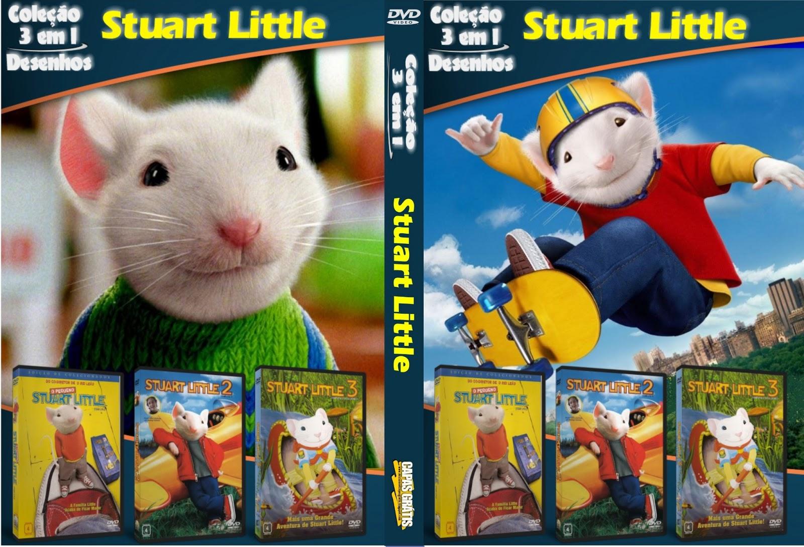 Stuart little 3 bigtits - d6