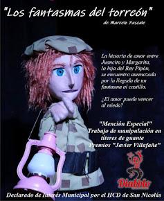 """""""Los fantasmas del Torreón"""" (Marcelo Pascale)"""