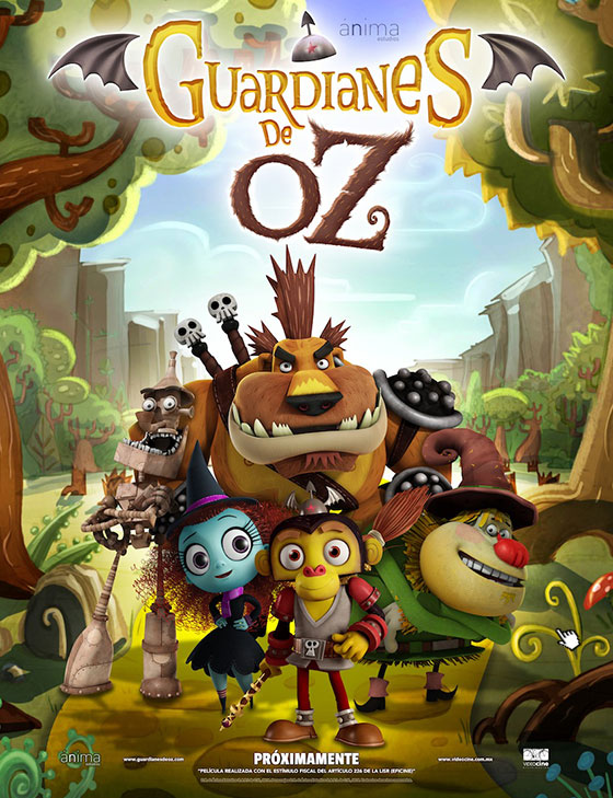 Guardines de Oz