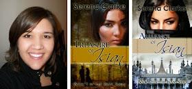 Meet Author Serena Clarke