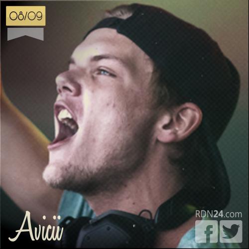 08 de septiembre | Avicii - @Avicii | Info + vídeos