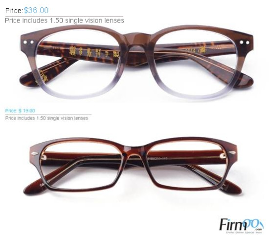 kacamata frame vintage