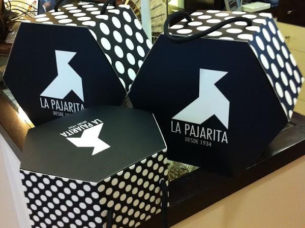 La Pajarita sortea tocado de Novia Colección 2013
