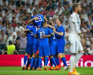 Imbangi madrid 1-1 , Juventus ke final liga champions